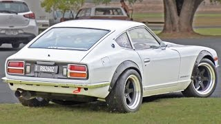RB26 Powered DATSUN 260z - 650hp CLASSIC!