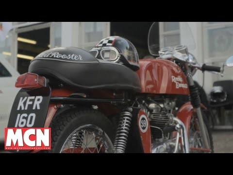Royal Enfield - The Continental GT Story   Promotion   Motorcyclenews.com