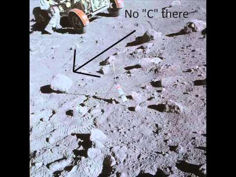 Apollo 16 and the C Rock - YouTube