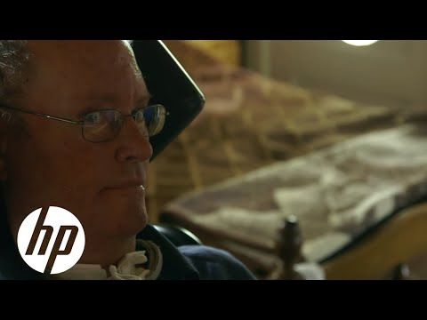 Don's Voice - What it's like to speak again | Not Impossible Labs + HP
