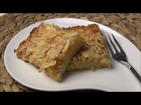 Thermomix Tm 5 Schneller Butter Mandel Kuchen Thermilicious