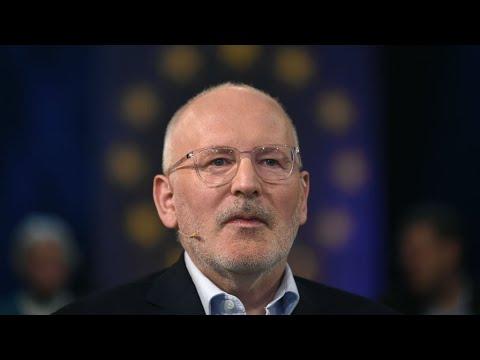 Présidence de la Commission européenne : les dirigeants européens proches d'un accord ?