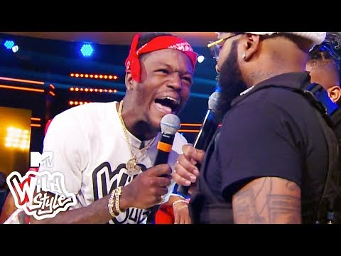 Justina Valentine & DC Young Fly ROAST Chef Roble & DDG's A** 🔥 Wild 'N Out | #Wildstyle