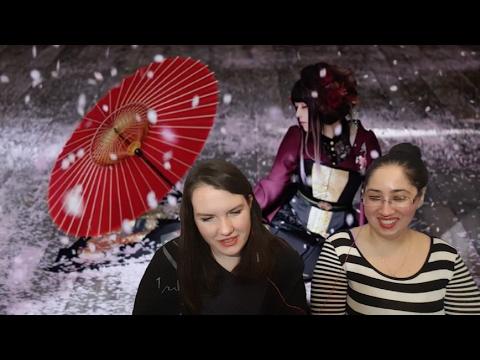和楽器バンド Wagakki Band 「OKINOTAYU」「オキノタユウ」 Reaction Video