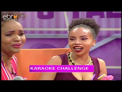 Game: Karaoke Challenge With Sanaipei Tande