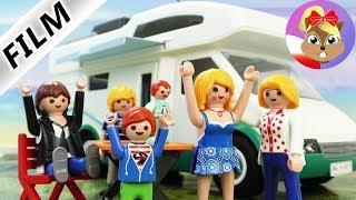 Wróblewscy Film PL: SMARKALSCY SZACUJĄ WARTOŚĆ DOMU - czy mieszkają w kamperze? | Serial Playmobil