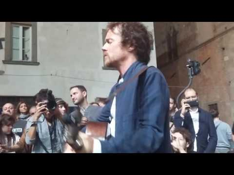 DAMIEN RICE Live PISTOIA AFTERSHOW - JULY 16TH, 2016 - I DON'T WANT TO CHANGE YOU