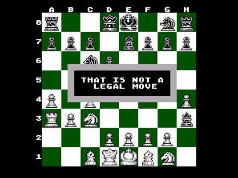 Chessmaster (Nintendo NES)