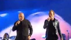 Peter Gabriel & Sting - Sledgehammer (Live at Festival d'été de Québec)