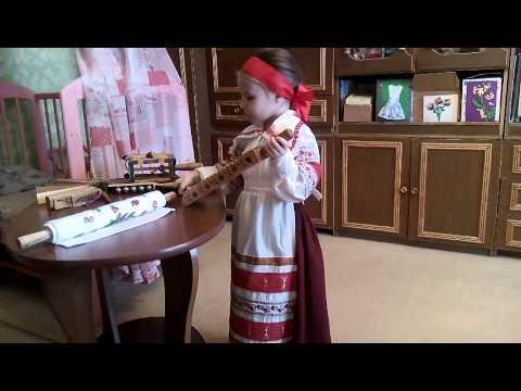 Русские ударные инструменты
