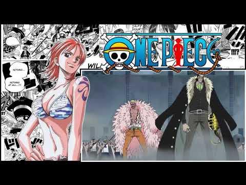 Луффи против Аокидзи, Кидзару и Акаину  One Piece   Ван Пис