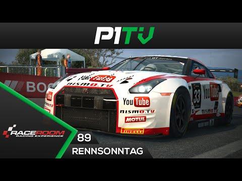 Rennsonntag #89 - RaceRoom | Nissan GT-R Nismo GT3 | Bathurst [TX 599XX] [PC] [60 FPS]