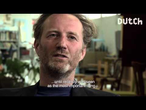 Dutch Profiles: Jurgen Bey