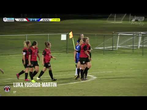 Mt Franklin Womens Premier Lge RD18 Virginia Utd v Annerley