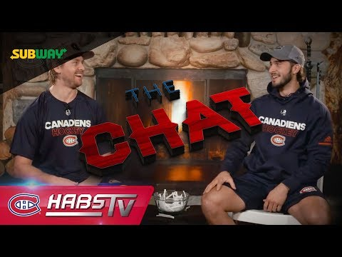 The CHat feat. Phillip Danault and Jeff Petry