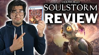 Oddworld: Soulstorm REVIEW | BEAUTIFUL BUT... (Video Game Video Review)
