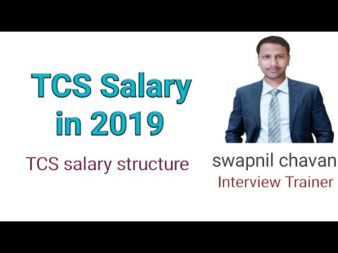 Tcs Salary Structure For Fresher In India 2019