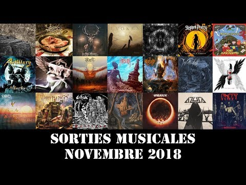 Sorties Musicales : Novembre 2018 Mp3