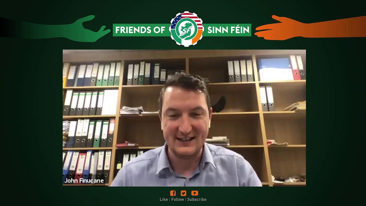 John Finucane Updates Brehons