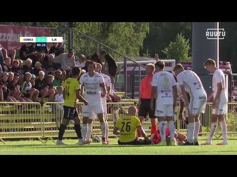 Honka SJK Seinajoki Goals And Highlights