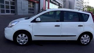 Тест-драйв автомобиля Nissan Note Hatchback