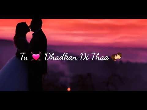 Mere Dil Vich Vasda Ae | Manjit Sahota | Rocky Mental | Punjabi Song | Lyrics Video