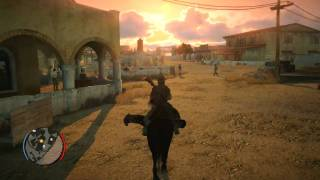 Red Dead Redemption Gameplay Video Series: Introduction