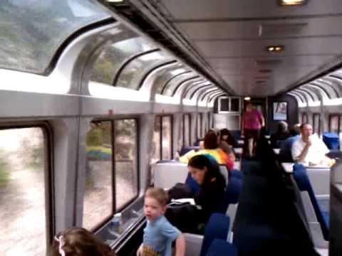 Amtrak train from Austin to Dallas