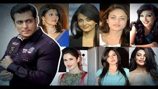 Salman Khan Affairs - Why did Salman only date and never got married?