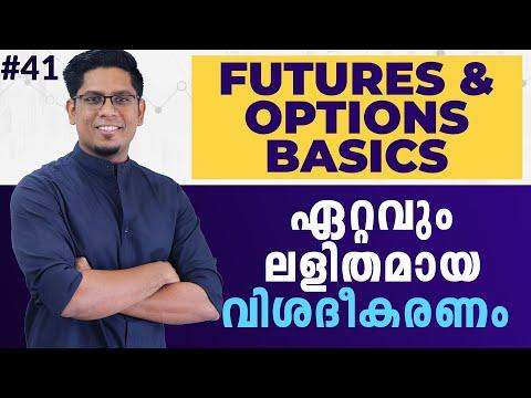 What is Futures & Options? Basics of Derivatives Market Explained | Stock Market Malayalam Ep 41