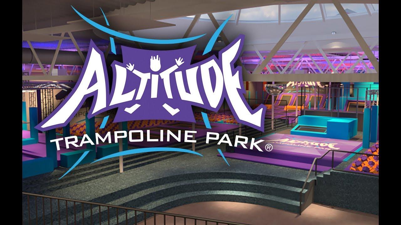 altitude trampoline park fort worth tx