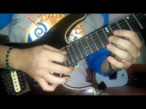 canon rock intro sweep version + tutorial