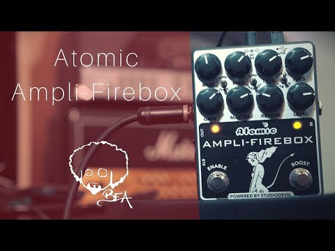 Massive Sounds in a Tiny Box | Atomic Ampli-Firebox
