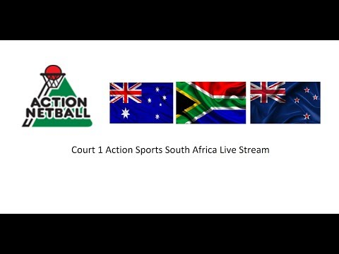 Court 1 - 15th July Action Sports South Africa Live Stream 2017