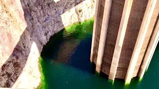 Hoover Dam LOW WATER LEVEL March 2019