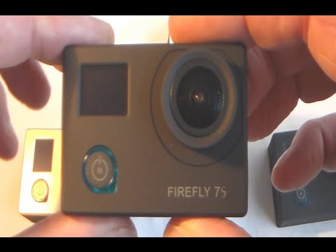 Firefly 7S - A GoPro Killer from Hawkeye? Unboxed, using+ LOADS of Test Clips