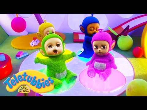Teletubbies: Musical Box (Teletubbies New Series 2016 - Episode 8 Teaser)