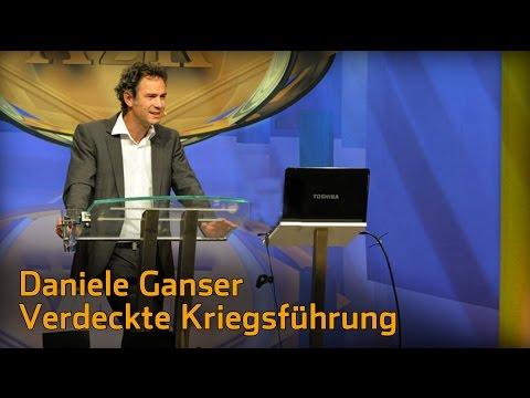 Verdeckte Kriegsführung – Ein Blick hinter die Kulissen der Machtpolitik (Dr. Daniele Ganser)