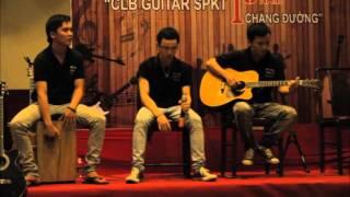 Cánh buồm phiêu du-spkt guitar show