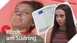 Mit 100 Euro Freundin gekauft! Sophie (13) will Freunde in der Schule! | Klinik am Südring | SAT.1