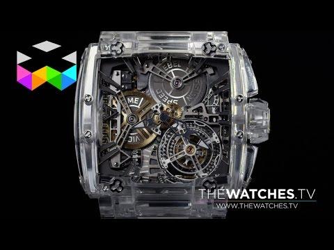 Rebellion Timepieces: Focus On The Magnum 540 Sapphire Tourbillon