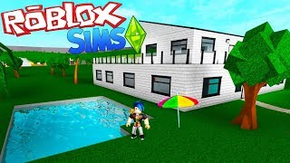 I DO THE POOL #29 ? ROBLOXSIMS ? BLOXBURG ? ROBLOX
