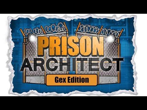 Prison Architect EP 4 - FØRSTE SKRIDT I EN GO RETNING !