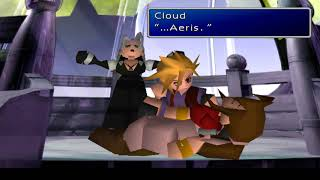 Final Fantasy Vii gameplay