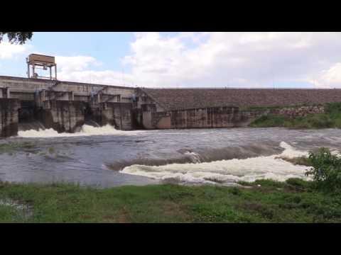 Der Ubolratana Staudamm