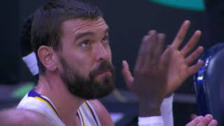 The Grizzlies Tribute Video to Marc Gasol | Lakers vs Grizzlies - January 3, 2021