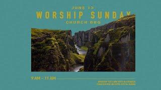 Prayer and Worship Sunday (June 13, 2021)