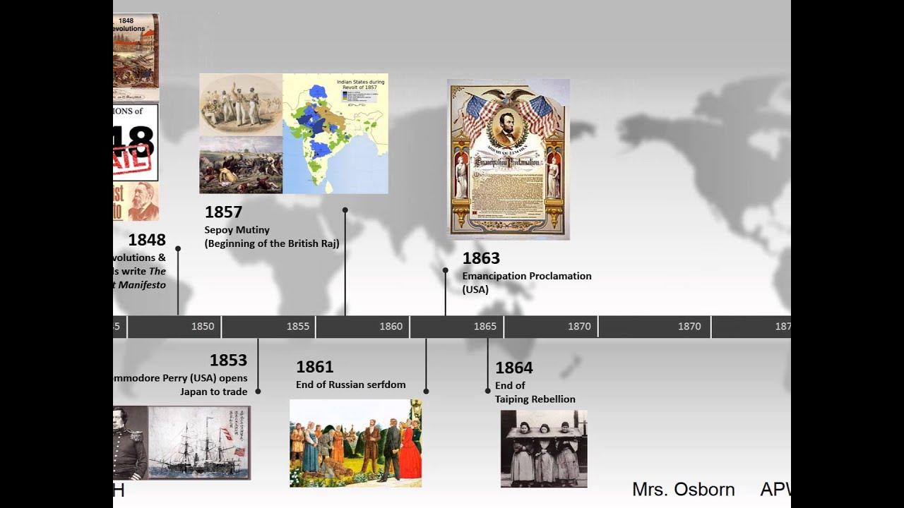 Period 5: 1750-1900