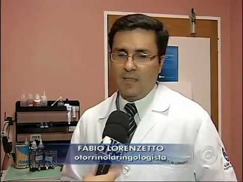 Vídeo Exame oftalmologico