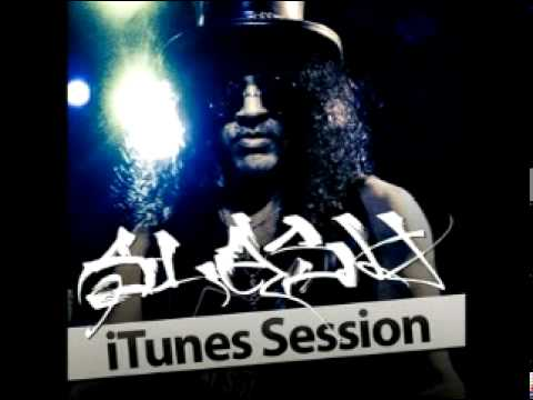 Slash - Fall To Pieces (iTunes Sessions with Myles Kennedy)